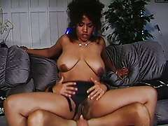 Interracial horny ebony vintage..