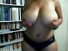 Naked ebony webcam