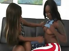 Ebony GF presents her amazing big..